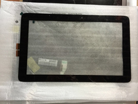 For HP Pavilion 11 X360 11 N Series 11.6 Touch Screen Digitizer Glass 5447P FPC1 with bezel
