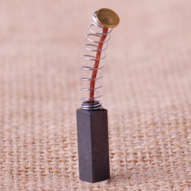 4pcs 6 x 6 x 20 mm Sale Carbon Brush Repair Part fit for Generic Electric Motor