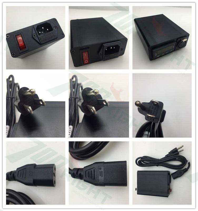Sliver color PID control box