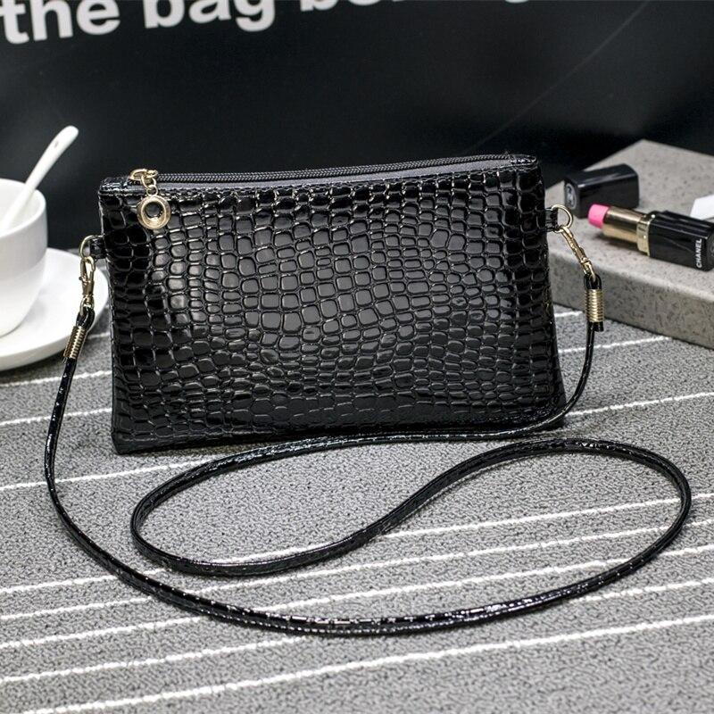 Free Shipping, 2019 New Handbags, Chain Messenger Bag Influx Of Women, Korean Envelope Shoulder Bag, Retro Clutch.