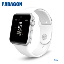 Paragon Smartwatch Bluetooth smart watch Sim-karte Wasserdicht Smart verschleiß uhr android Hebräisch Russisch Koreanische A1 gt88