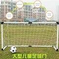 Футбол дверь игрушка ребенок спортивных товаров открытый игрушки сочетание футбол дверь инфляционных
