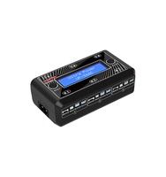 Ultra Power UP S6AC 1S/ 3.7V LiPo /LiHv Battery Charger (6 outputs)