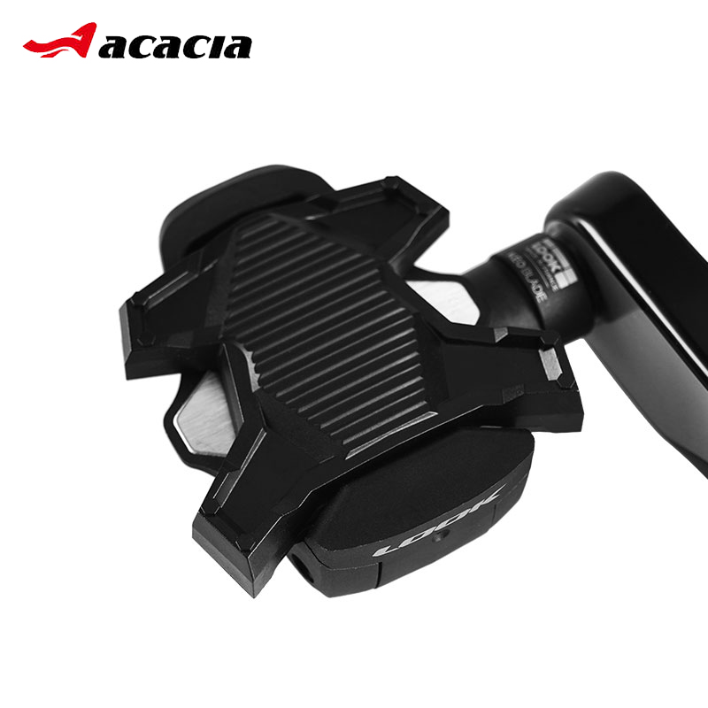 Bike Pedal Clips >> Us 9 49 39 Off Upgrade 2 0 Road Bike Pedal Clipless Pedal Platform Adapter Convert For Shimano Spd Look Keo System 40g Bike Clip Pedal Adaptor In