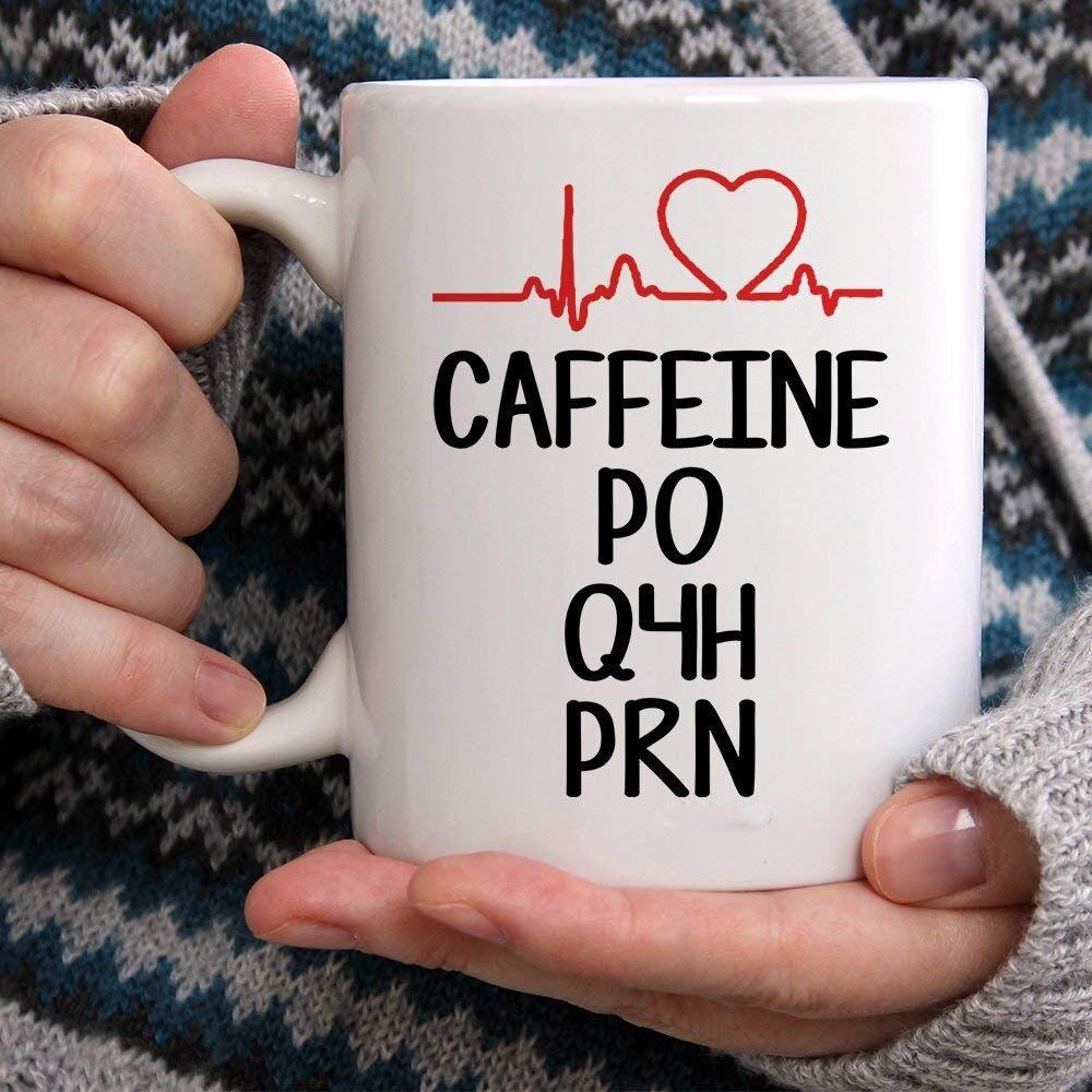Aliexpress Buy Nurse Mug Funny Nursing Student Coffee Great Humor Practitioner Assistant 11oz Gift For Birthday School Graduati From