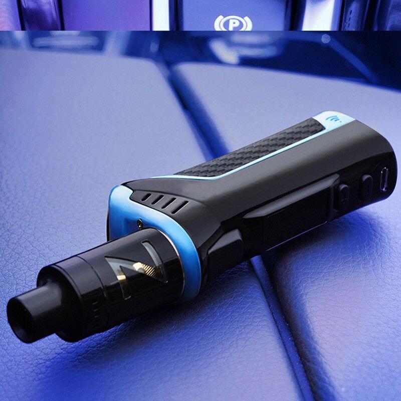 100W Vape Tank Electronic Cigarette Mod box Kits with 3000mAh battery 0.5ohm Metal Body e-cigarette tank Atomizer Vape