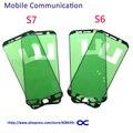 5 шт. ЖК-Клейкая Лента Наклейка для Samsung Galaxy S6 G920 S6 край G925 S7 S7 G930 край G935 Передняя Рама Клей Клей стикер