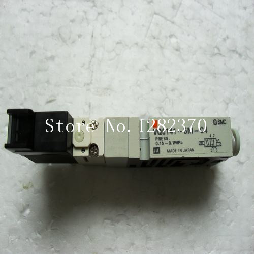 [SA] New Japan genuine original SMC solenoid valve VQ0141-5M-C4 spot --2PCS/LOT [sa] new japan genuine original smc solenoid valve sy3120 5h c4 spot 2pcs lot