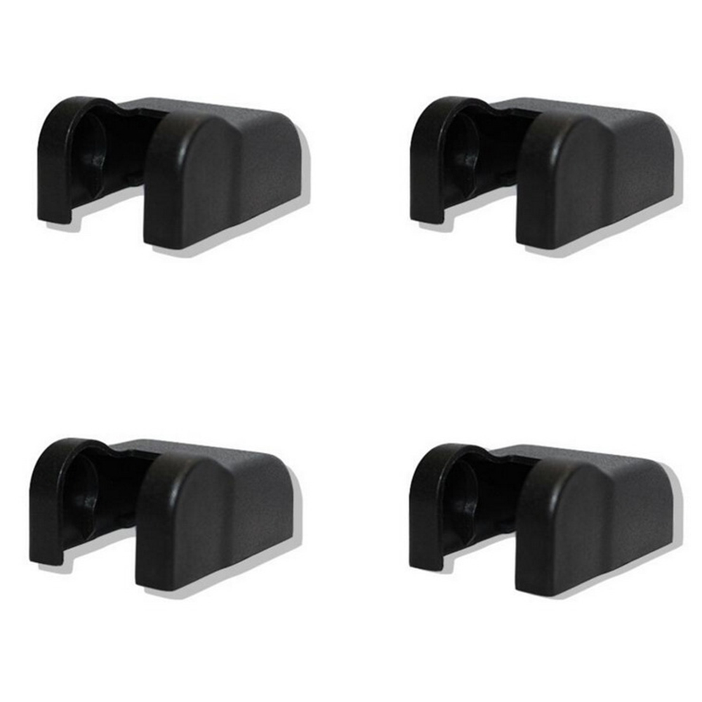4pcs Door Check Arm Protection Cover For VW Jetta Tiguan Passat Golf POLO Beatles CC Skoda octavia Fabia Superb