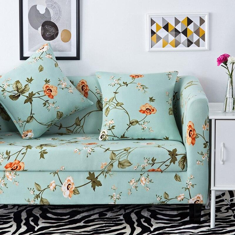Printed Sofa Covers Slipcovers Cloak