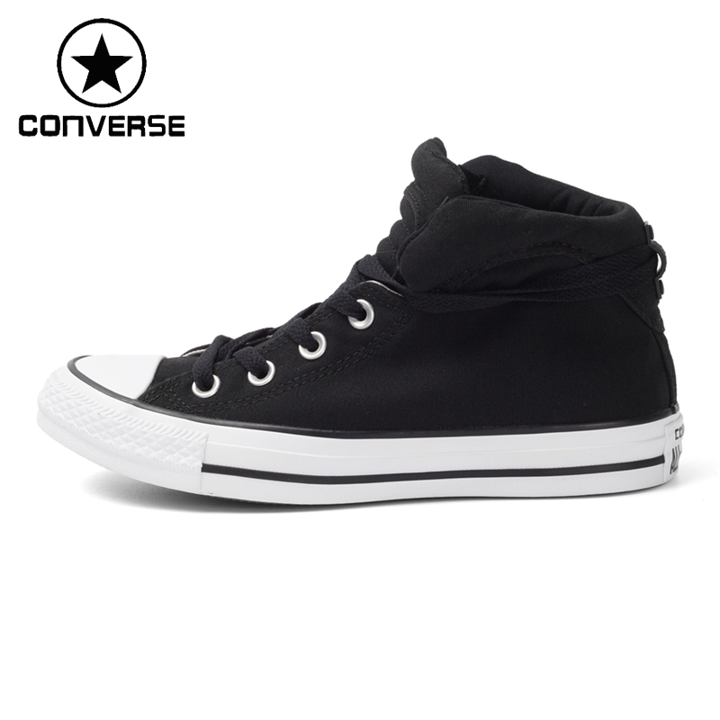 Original New Arrival 2017 Converse  Women's  High Top Skateboarding Shoes Canvas  Sneakers zk35 cree xm l 3800 lm q5 led flashlight torch zoomable light black led bicycle light with battery and charger holder