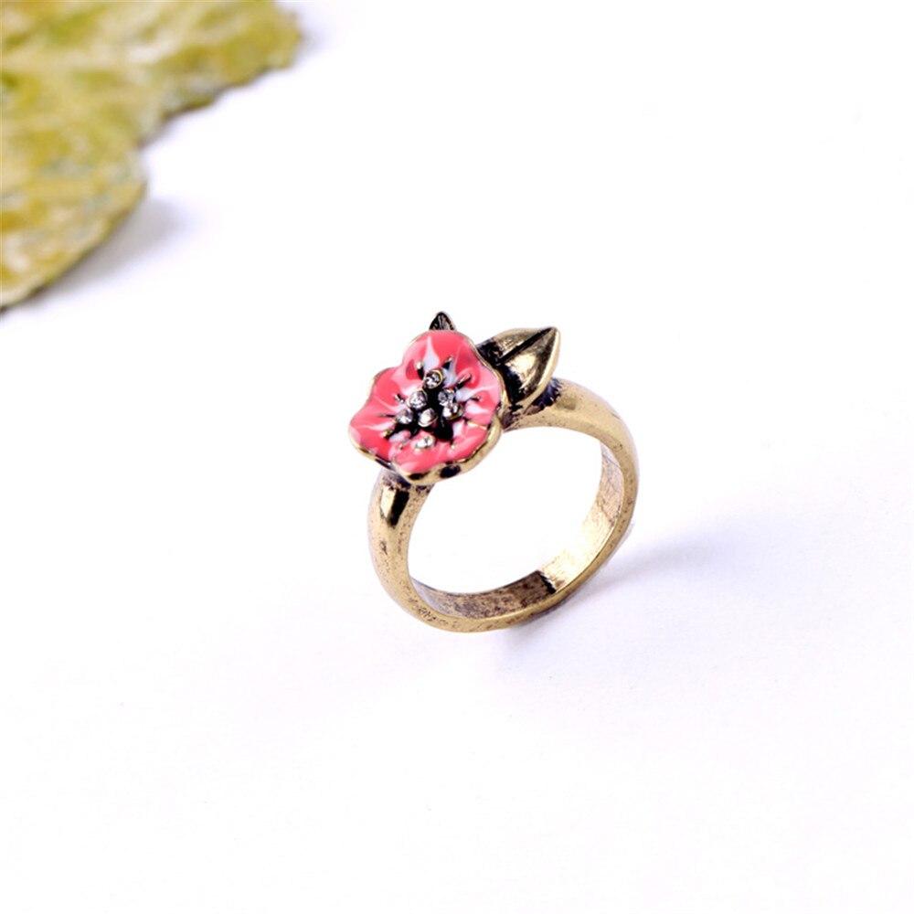 anello pandora fiori