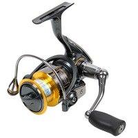 Trulinoya 800 1000 2000 Spinning Fishing Reel 9 1BB 5 2 1 5kg Metal Spool Screw