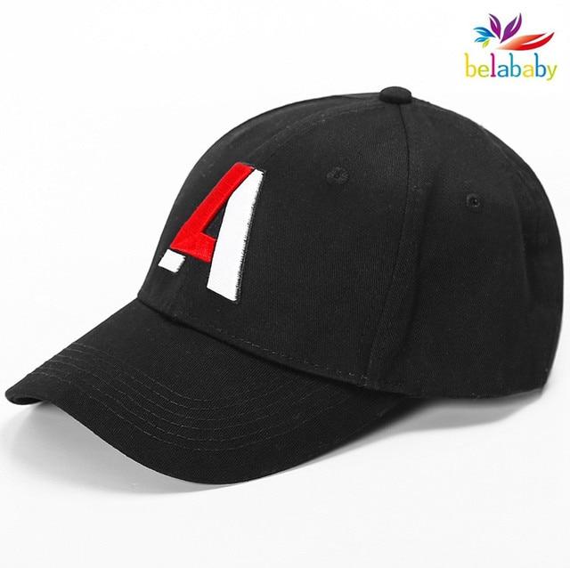 092eba55 Belababy 2017 LA Baseball Cap Men Women Snapback Cap Hat Female Male Hip Hop  Bone Cap Black Cool Brand Fashion Street Adjustable