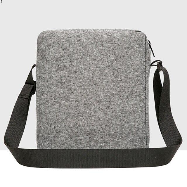 High Quality Men Crossbody Bag Pack Multifunctional Bag Shoulder Messenger Bag Handbag 2