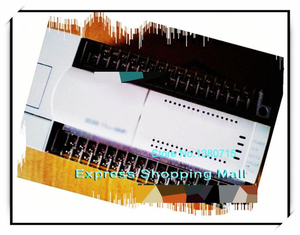 NEW FX2N-48MR-001 PLC Main Unit DI 24 DO 24 Relay AC 220V melsec plc fx1n 60mr 001 fx1n 60mr001 main unit ac 220v 36di 24do relay ac power freeshipping extendibility i o fx1n60mr001