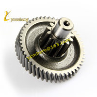 Middle Gear RSZ100 Force 100cc Engine Central Tooth 1P49QMG Scooter Parts Intermediate Tine 149QMG Wholesale YCM