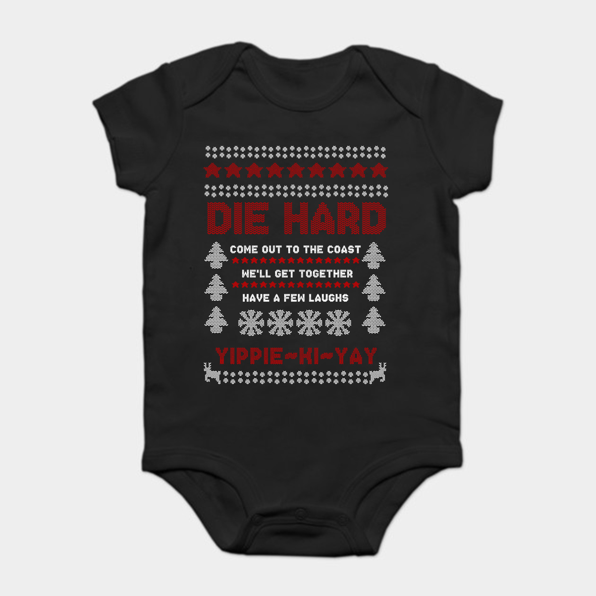 Come Out to The Coast Well Get Together Ugly Christmas T-Shirt