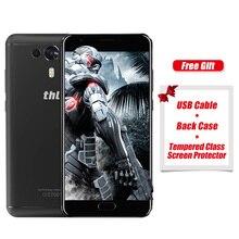 Оригинал THL рыцарь 1 5.5 дюймов HD Экран 4 г смартфонов MTK6750T Octa core android 7.0 3 ГБ Оперативная память 32 ГБ Встроенная память 3100 мАч в наличии телефон