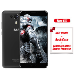 Original THL Knight 1 5.5 Inch HD Screen 4G Smartphones MTK6750T Octa core Android 7.0 3GB RAM 32GB ROM 3100mAh In Stock Phone