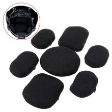 Helmet Pad Cushion Protector Sponge Soft Thick Liner DIY Pads Lining Military Outdoor Hunting Helmets Accessories