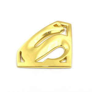 Image 5 - 8x5.4 см Тюнинг автомобилей большие металлические 3D 3 м Супермен Авто Логотип Знак нак тюнибольшие наклейкнг мотоциклалейки мотоцикл эмбленаклейка на авто большаяма автомобильные аксессуары бесплатная доставка радость