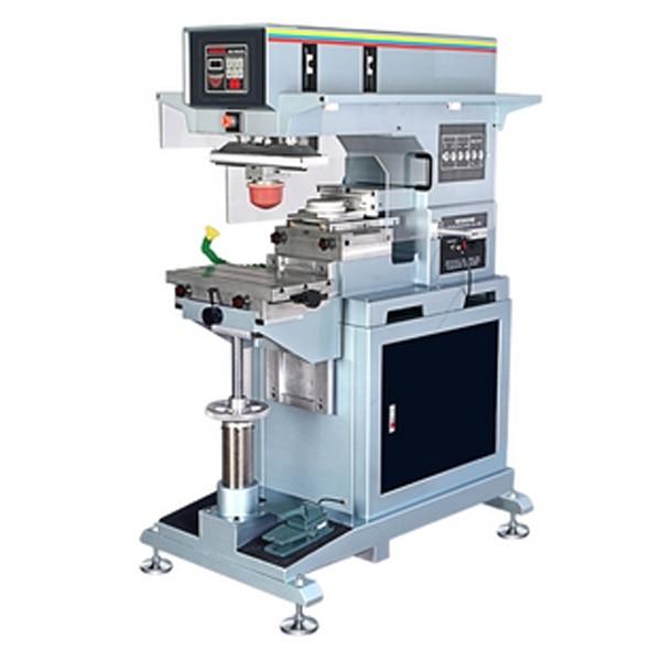 300 Pad Stroke Large Automatic Close Inkcup Pad Printer Machines