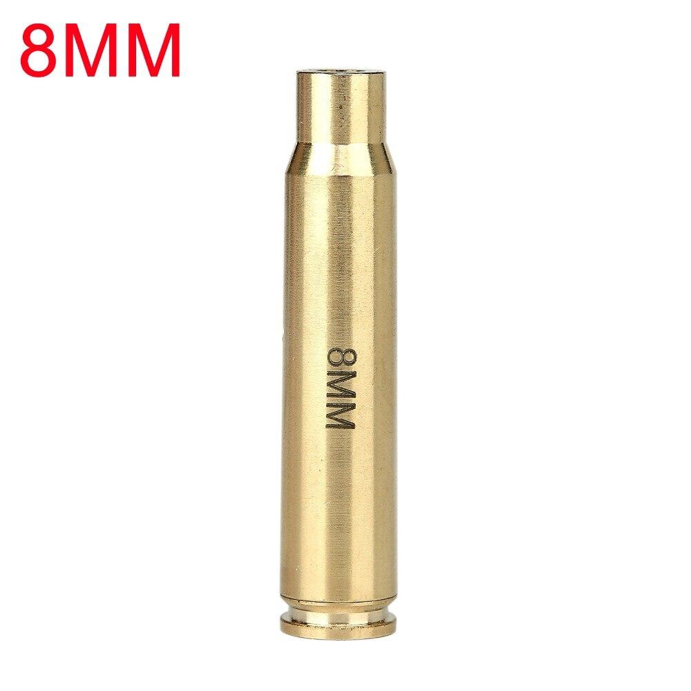 Spike Tactical 8mm Bullet 7.92x57mm High Quality Brass Cartridge Red Dot Laser BoreSighter