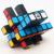 Witeden completamente funcional 3x3x6 cubo mágico cuboide 3 en 3 cubo de la velocidad rompecabezas juguetes educativos para regalo de los cabritos
