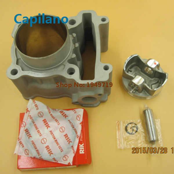 motorcycle ceramic cylinder kit engine block kit with forged
