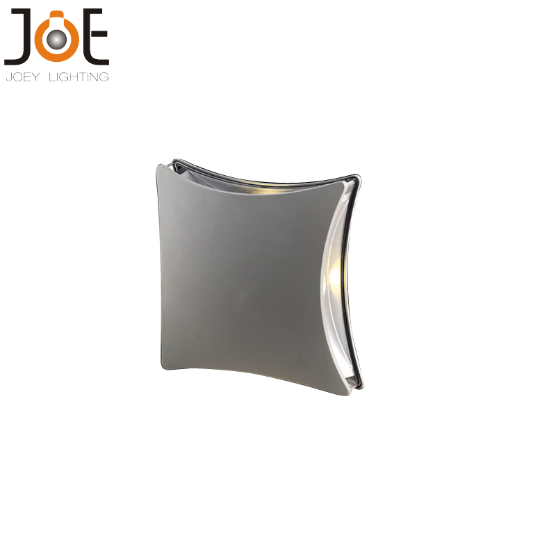 Modern outdoor LED wall light Waterproof IP54 Aluminum Porch wall lamp for home garden decoration  sconce lighting fixture 1053 3w triangle led wall lamp modern home lighting indoor and outdoor decoration light ac85 265v high power led
