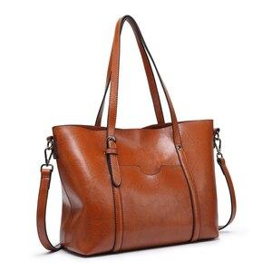 Image 2 - Didabear marca bolsa feminina bolsas de couro feminino luxo senhora mão sacos mensageiro bolsa de ombro grande tote sac a bolsa principal