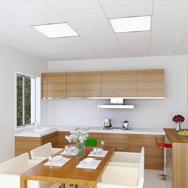 luz inteligente regulável led painel de luz