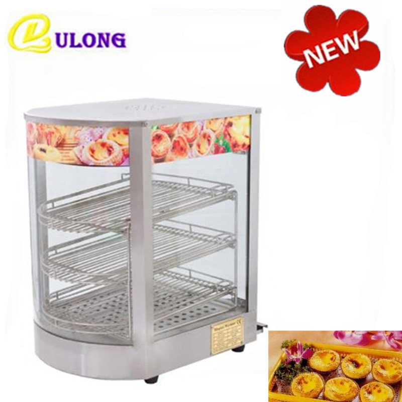 Stainless Steel Hot Dog Sandwich Bread Display Cabinet Food Warmer Counter Steamer Equipment Tool hot dog display electric food warmer stainless steel food warmer cabinet warmer showcase warmer display