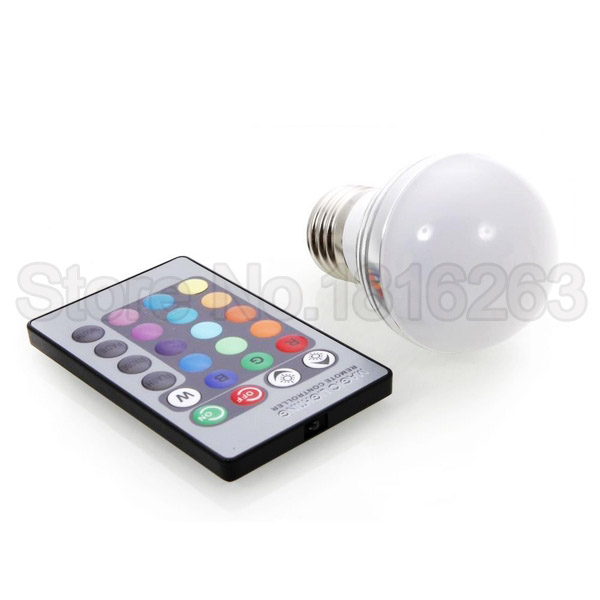Lâmpadas Led e Tubos led rgb lamp bulb ac110v Application : Home Improvement, Shopping Malls, Hotels, Office