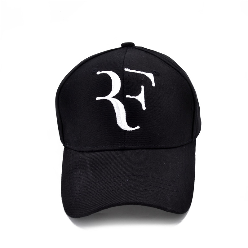 Roger Federer Rf Men Baseball Caps Cotton Casual Hip Hop