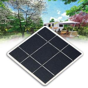 DIY Pequeno Tamanho Superfície Do Favo de mel Painéis Solares 5 W 1.5 V ETFT 25 Por Cento Taxa de Conversão Do Sistema Do Painel Solar para RV carro Homeuse