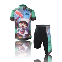 2016 XINTOWN Children Bike Jersey Shorts sets pro KidsCycling Clothing Bicycle Jersey Sets mtb Shirts Cyc Top Quick Dry(China)