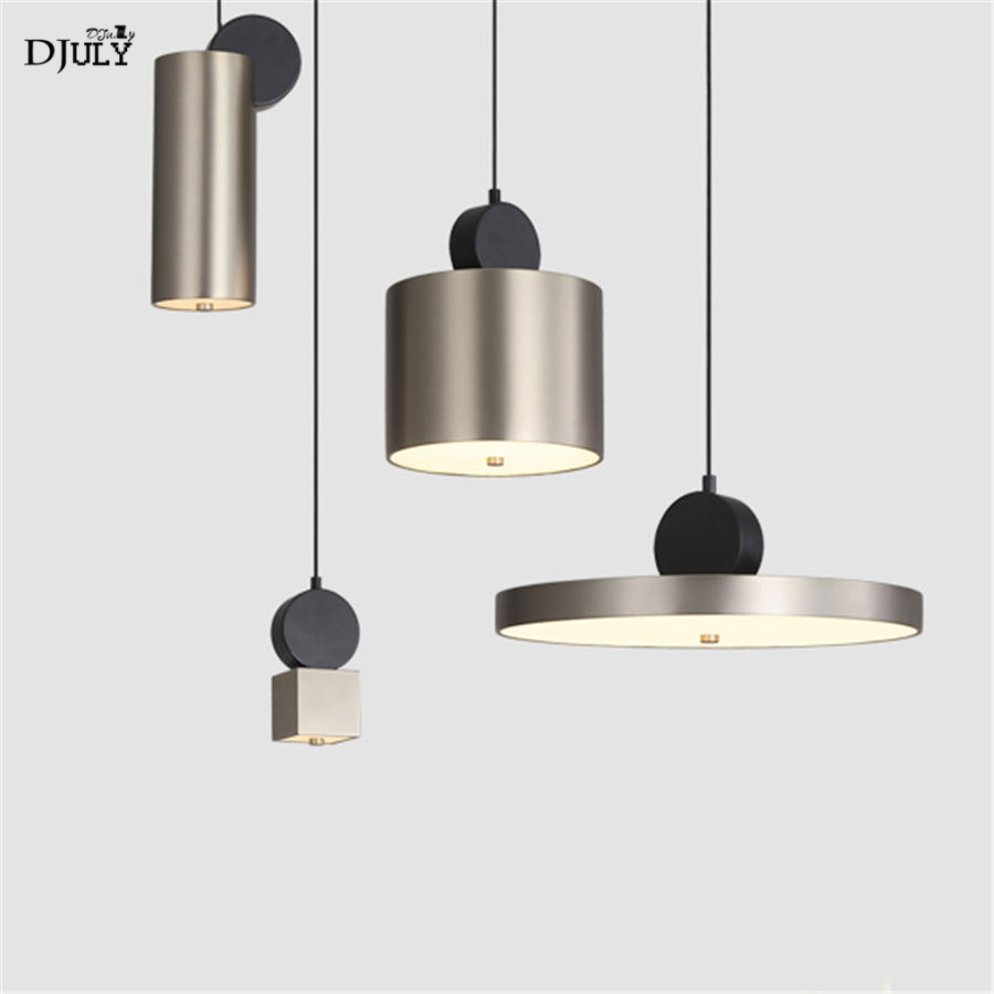 Us 72 8 30 Off Postmodern Stainless Steel Ceiling Lamp Personality Dining Room Kitchen Hanging Light Fixtures Home Deco Led Living Lights In