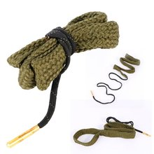 Outdoor Barrel Cleaning Rope Bore Snake 38/357/380 Cal&9mm Calibre Rifle Barrel Boresnake Hunting Gun Accessories Cleaner Rope