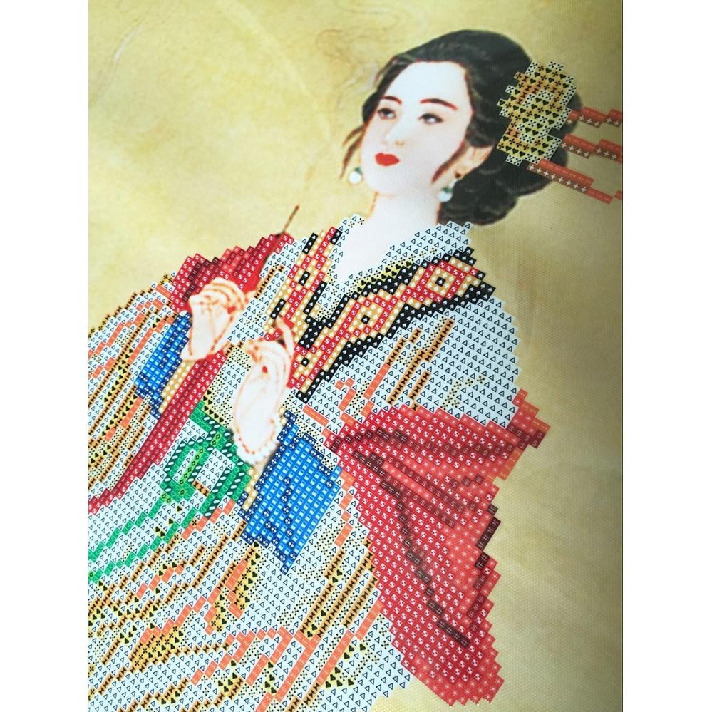 5D diamantna slika križni vložek Kit 55x100CM Kitajska štiri - Umetnost, obrt in šivanje - Fotografija 4