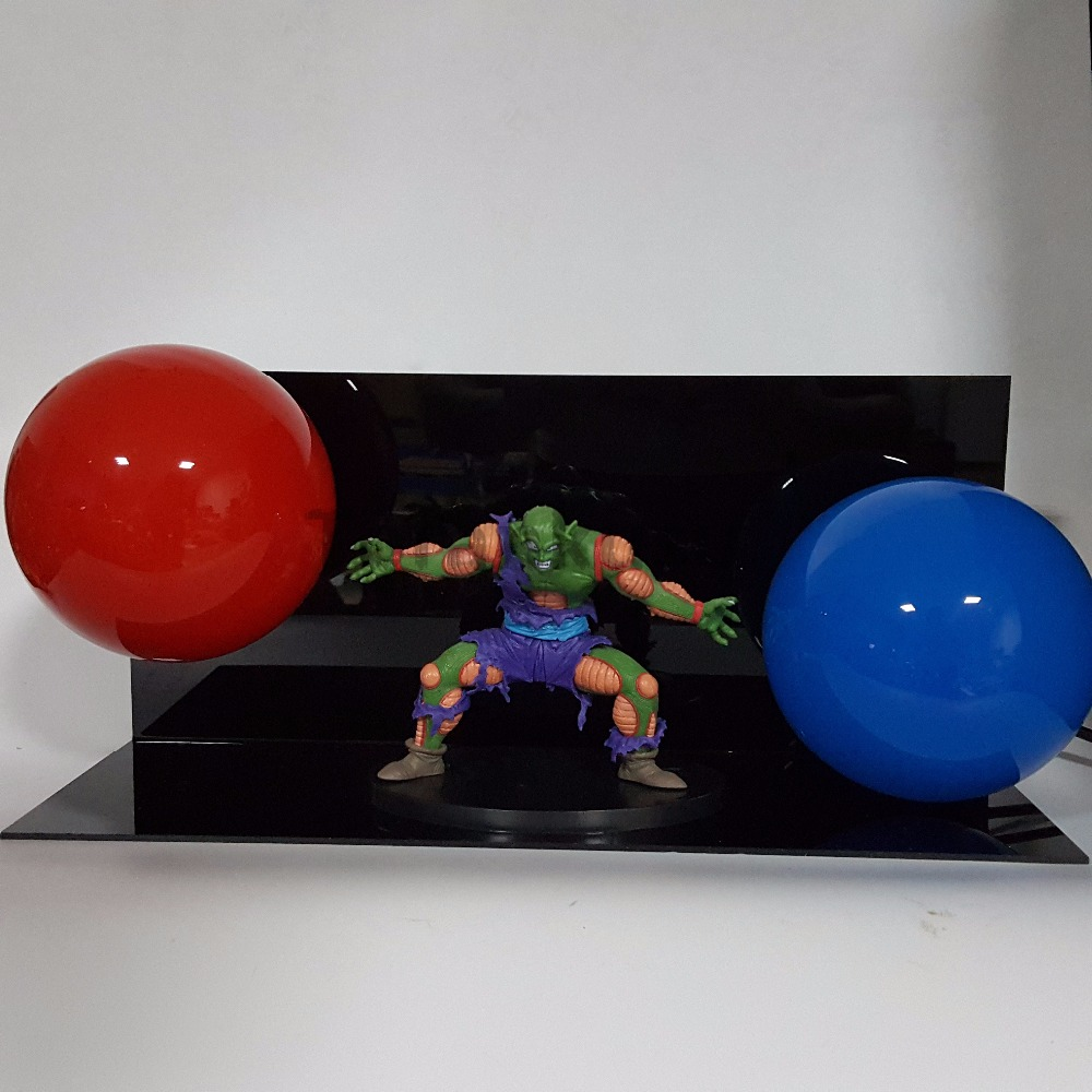Dragon Ball Z Piccolo Led Light Power Action Figures Toy Anime Dragon Ball Z Super Saiyan Piccolo Model Toys Bulb anime dragon ball super saiyan 3 son gokou pvc action figure collectible model toy 18cm kt2841