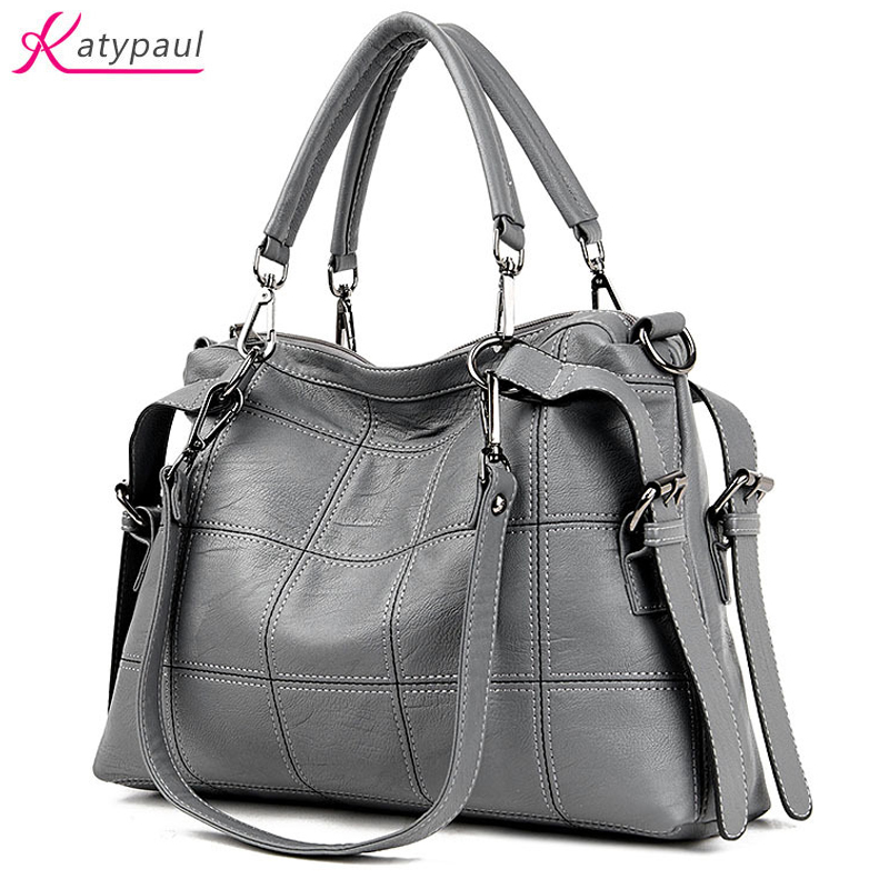 2017 Women Messenger Bags High Quality PU Leather Women's Shoulder Bag Crossbody Bags Casual Famous Brand Popular Ladies Handbag famous brand high quality handbag simple fashion business shoulder bag ladies designers messenger bags women leather handbags