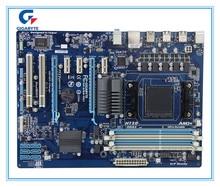Gigabyte оригинальная материнская плата Gigaby GA-970A-DS3 DDR3 гнездо AM3 + 970A-DS3 USB3.0 32 ГБ для рабочего стола материнской платы Бесплатная доставка