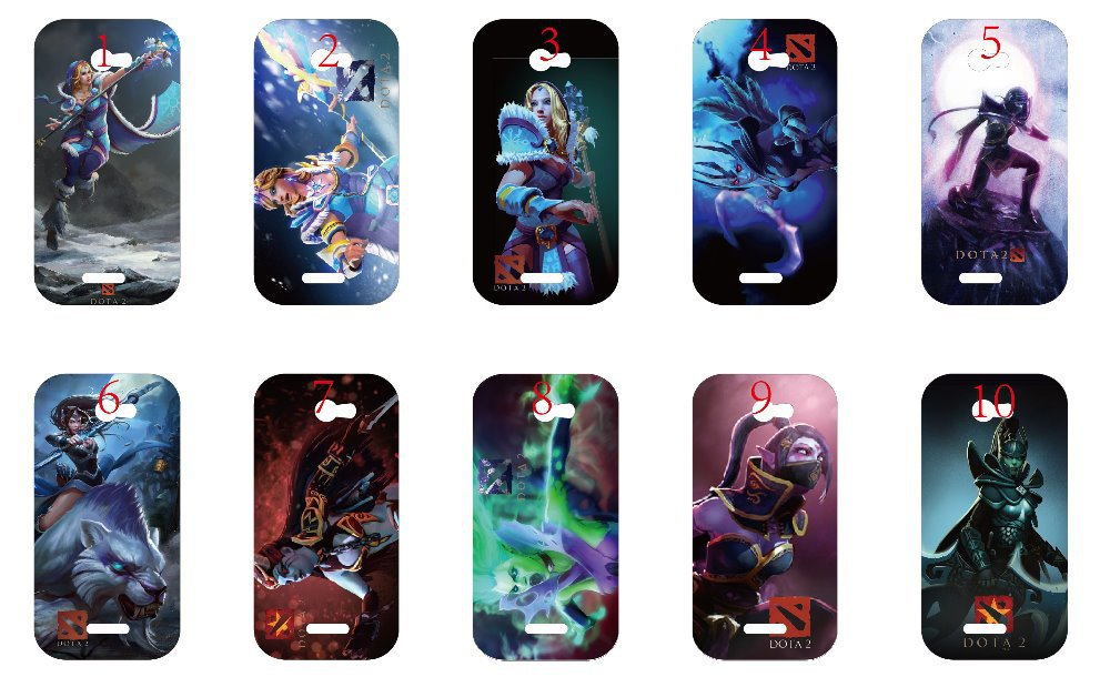 2014 sale plastic phone cases dota 2 hero case cover new