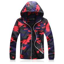 Zozowang 2017 hooded spring autumn new fashion solid print sunscreen coat men casual  zipper loose open stitch jacket