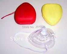 Máscara de rcp/CPR careta/CPR máscara/máscara de primeros auxilios Para la FORMACIÓN