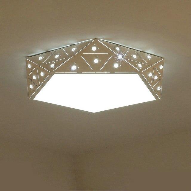 New design geomatric k9 crystal bed room ceiling light Lustre Luminarias Minimalist Plafonnier Moderne Lamparas de.jpg 640x640 Résultat Supérieur 15 Luxe Plafonnier Moderne Design Photos 2017 Iqt4