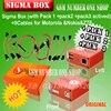 Новейшие 100% оригинальные Sigma box + Pack1 + Pack2 + Pack3 новые обновления для huawei