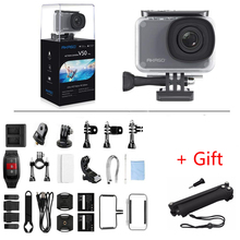 AKASO V50 Pro Native 4K/30fps 20MP WiFi Action Camera with EIS Touch Screen 30M waterproof Sport  go Helmet pro sport cam+Gifts